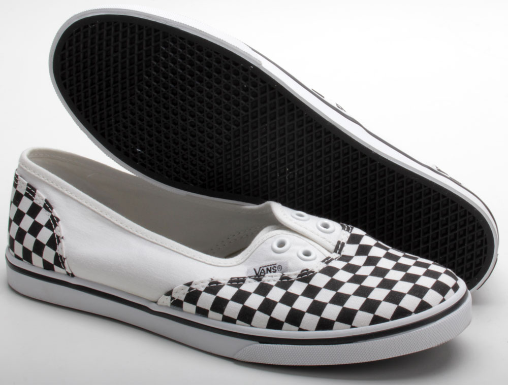 vans schuhe authentic lo down xdyw6a checkerboard black. Black Bedroom Furniture Sets. Home Design Ideas